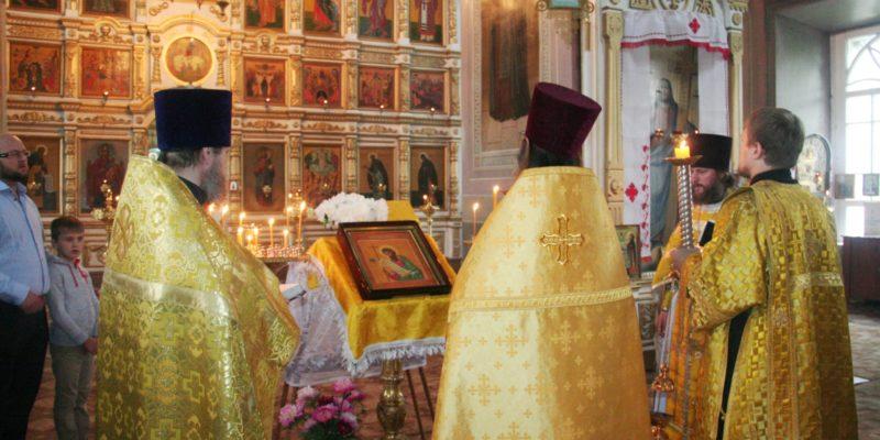 Престольный праздник апостола Андрея Первозванного в нашем храме 2017