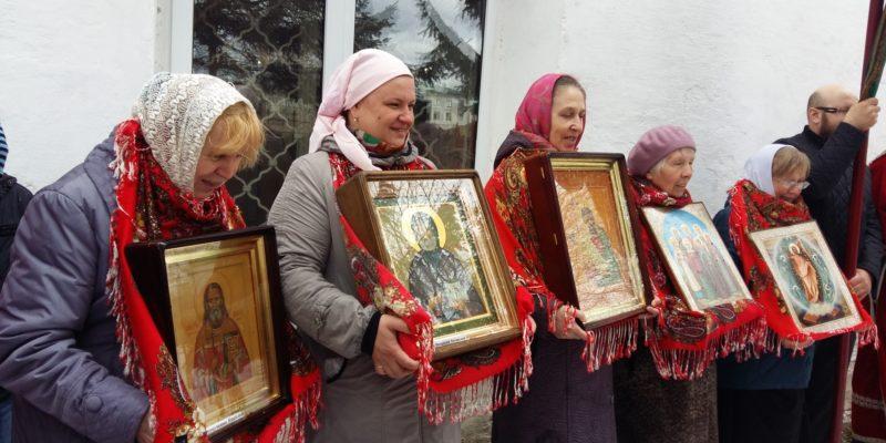 Праздник Жен Мироносиц 2018