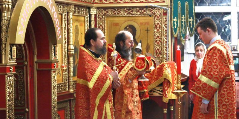 Пасха 2018 — ранняя литургия