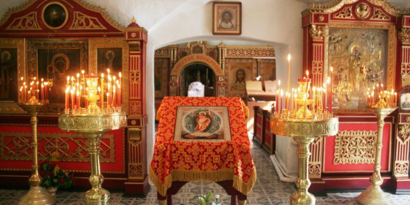 Пасха 2018 — поздняя литургия
