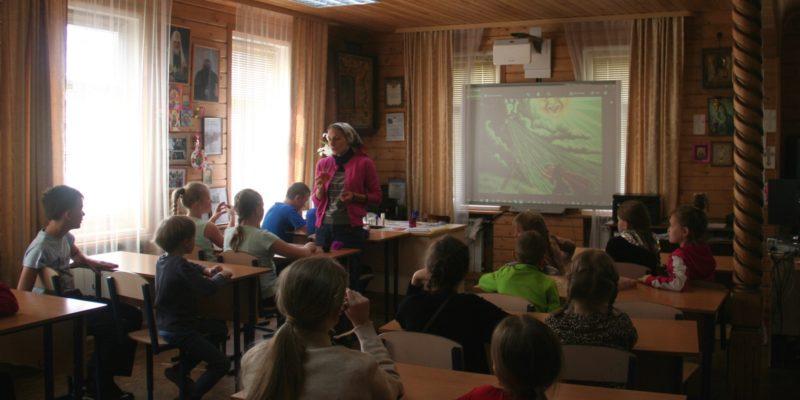 В Андреевской воскресной школе стартовал общественно-полезный проект по организации отдыха детей