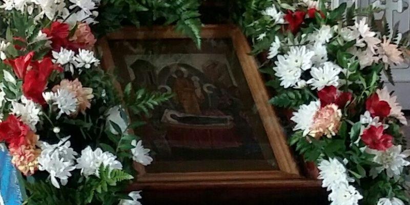 Праздник Успения Пресвятой Богородицы в нашем храме