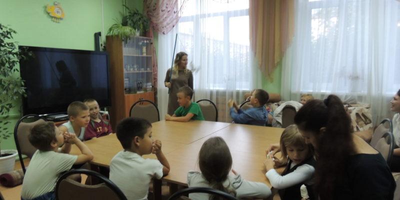 Интерактивная кукольная театральная студияв Центре помощи детям «СоДействие»